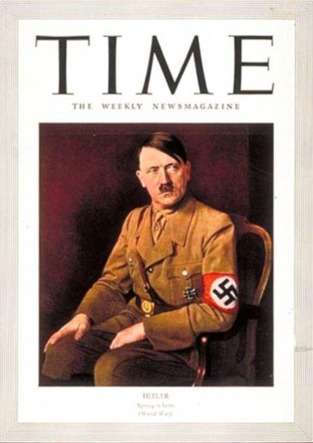 TIME Magazine forside
