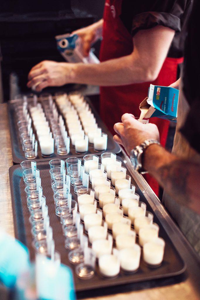 Mælkesmagning