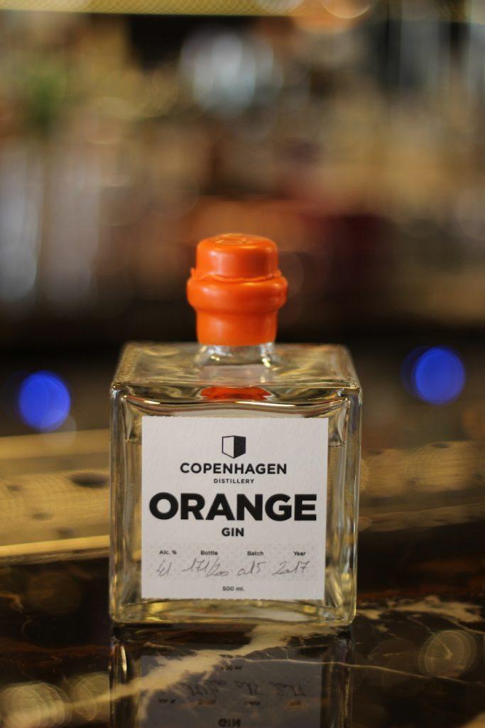 Copenhagen Distillery Orange Gin