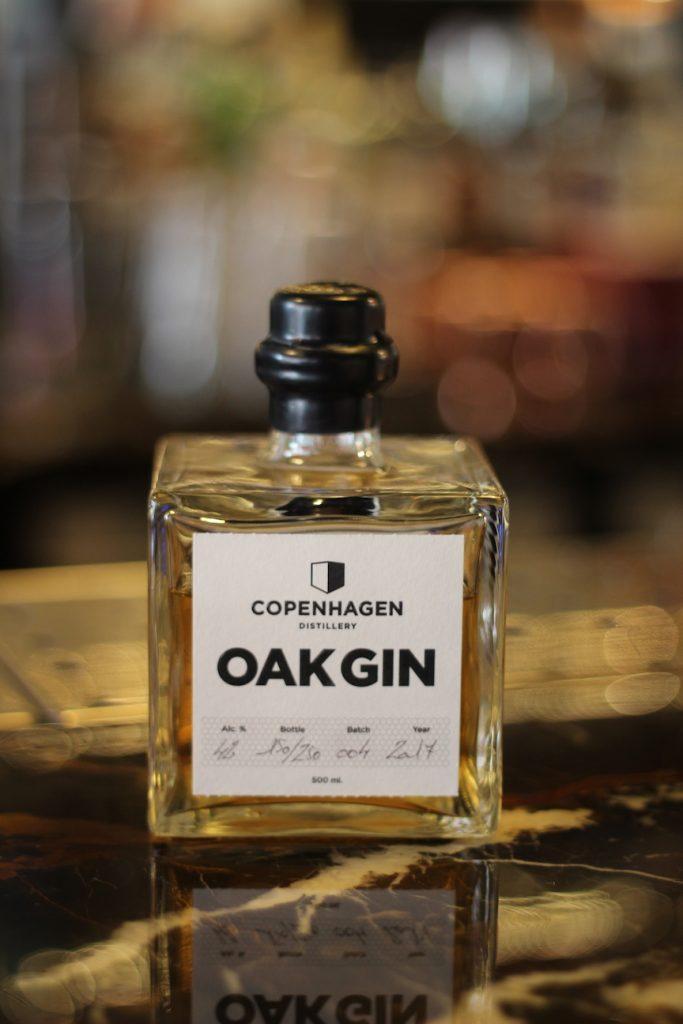 Copenhagen Distillery Oak Gin