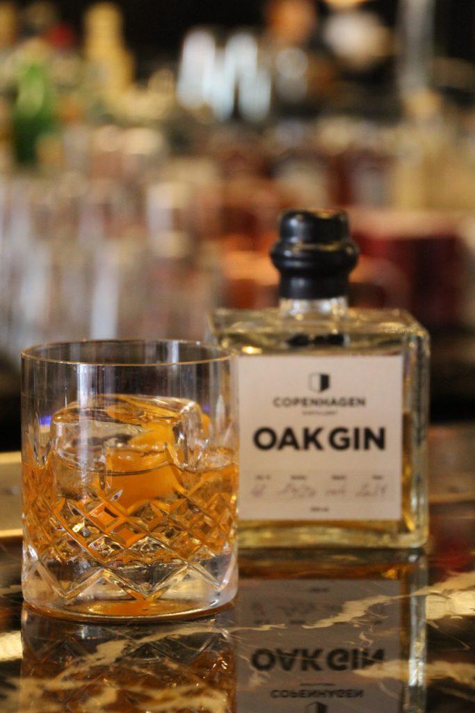 Copenhagen Distillery Oak Gin: Old Fashioned