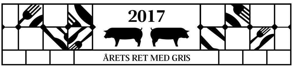 Årets ret med gris 2017