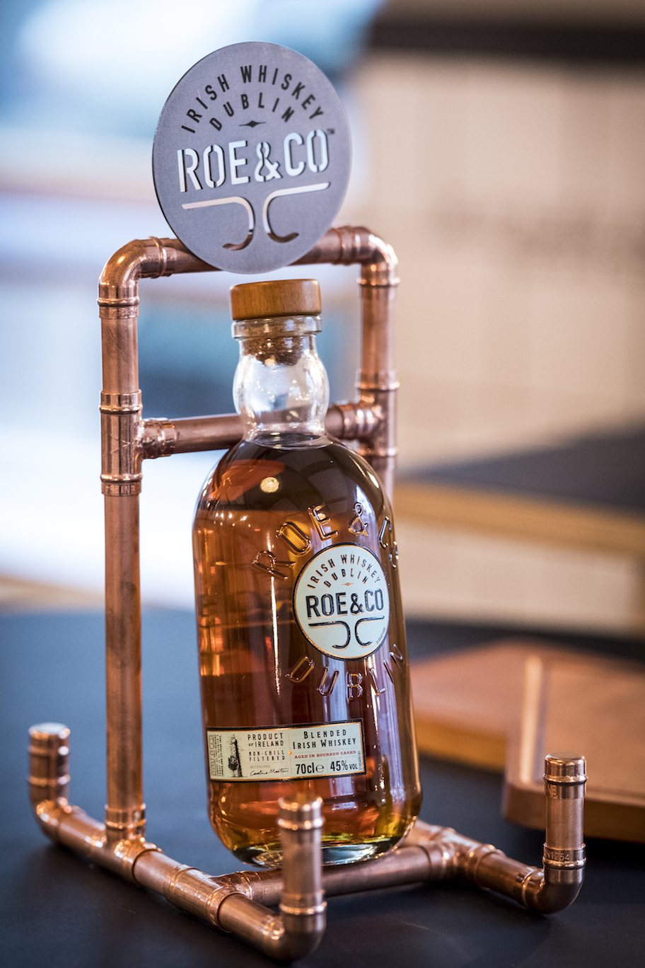 Roe & Co. whiskey
