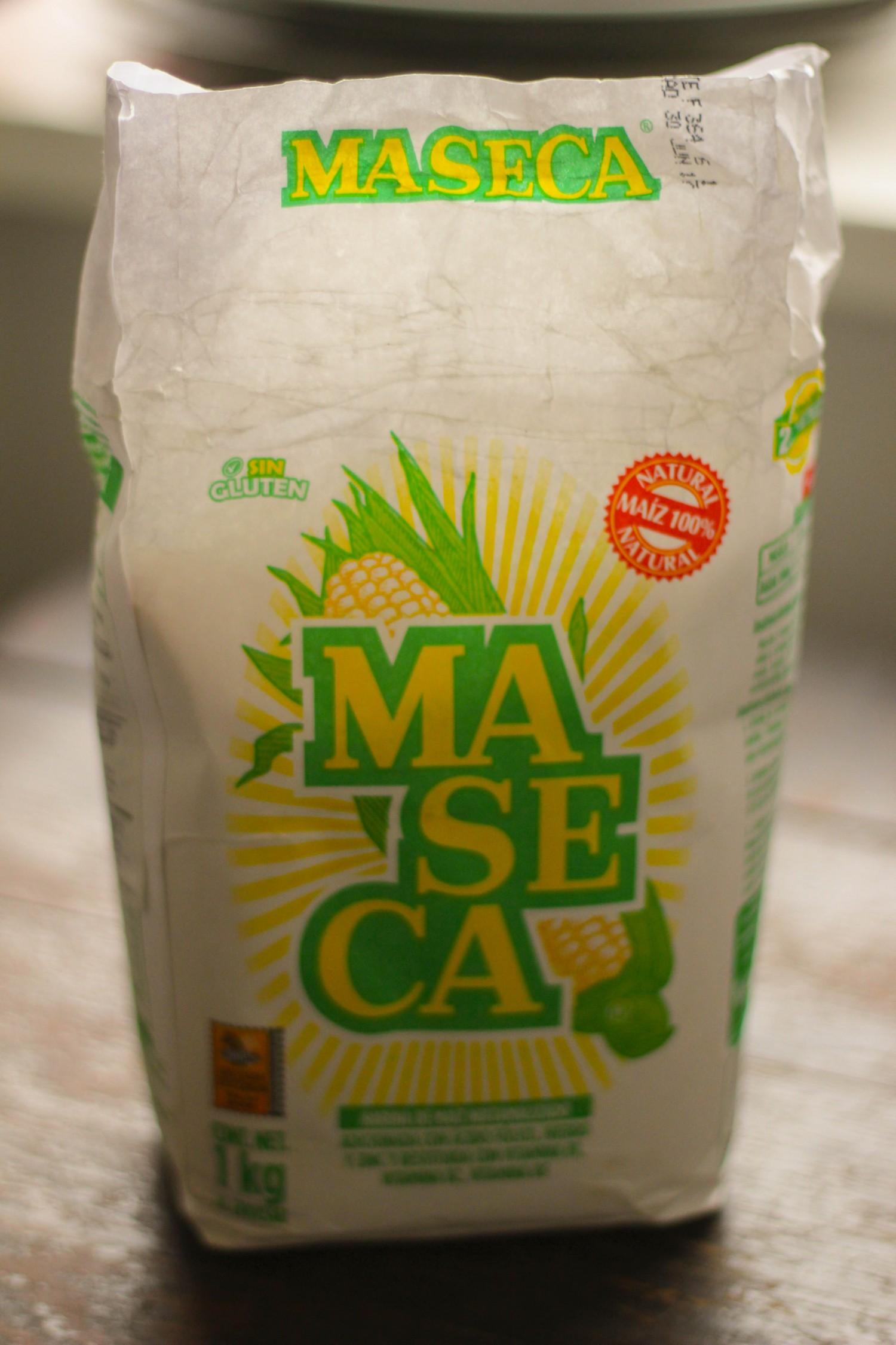 Masa Harina - perfekt til tortilla