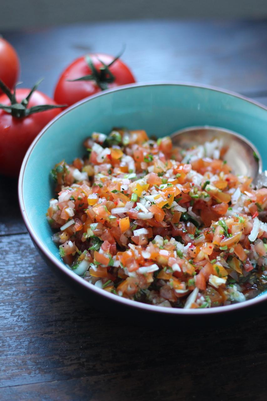 Pico de Gallo – Mexicansk tomatsalsa