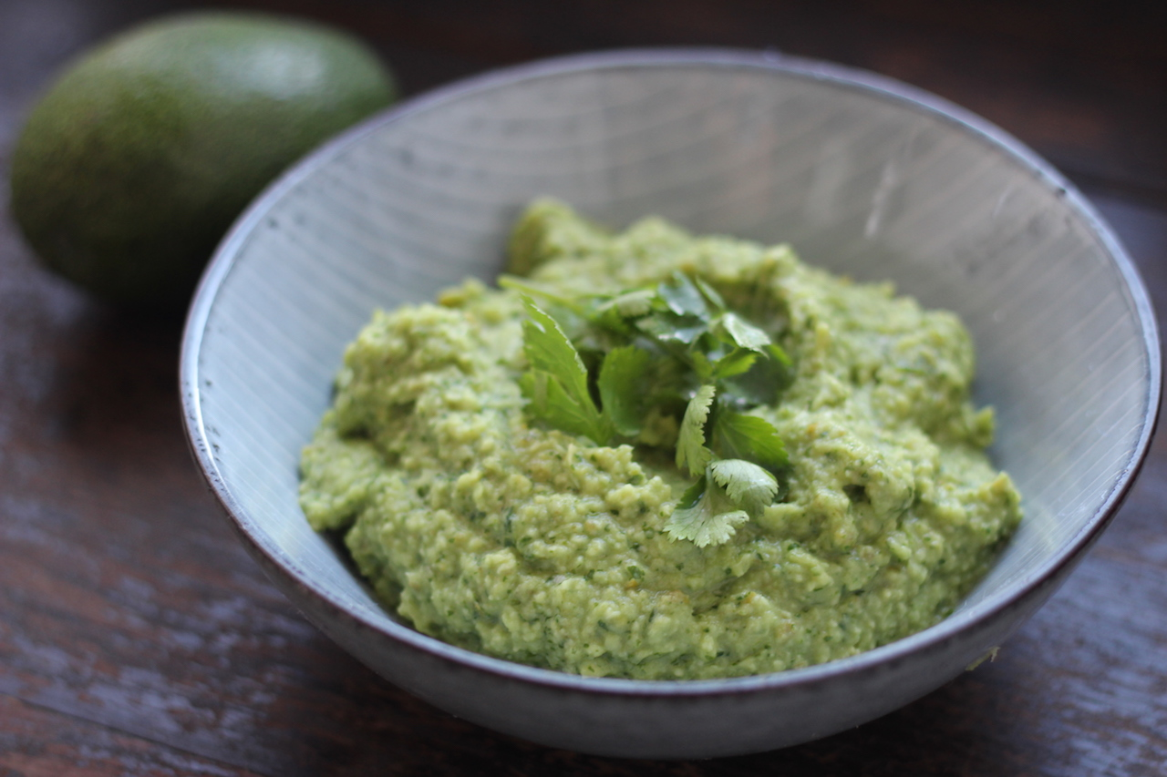 Guacachile - Guacamolens spicy fætter!