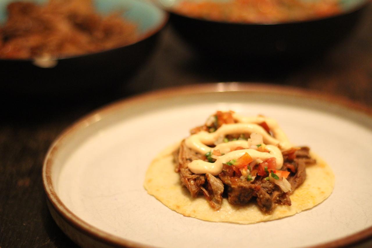 Taco Carne Guisada