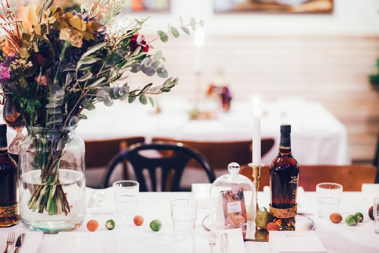 Omgivelser fejlede ikke noget, da der stod nærvær på menuen til Zacapa Nuet i Stockholm.
