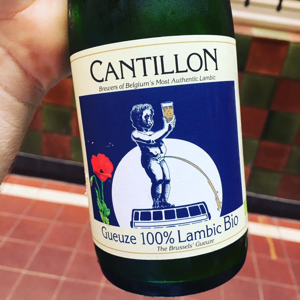 Belgiske øl – i Belgien – er klart anbefalelsesværdigt
