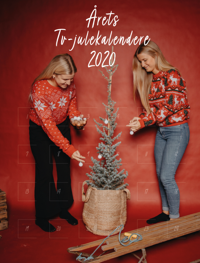 Arets Tv Julekalendere 2020 Sendeplan Julehygge Julehygge