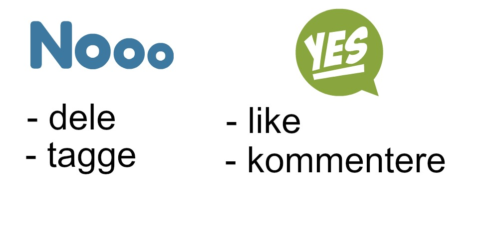 Konkurrencer på instagram og facebook