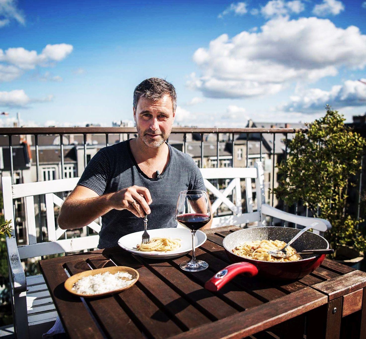 Niklas Roar Foodroar Anthon Unger