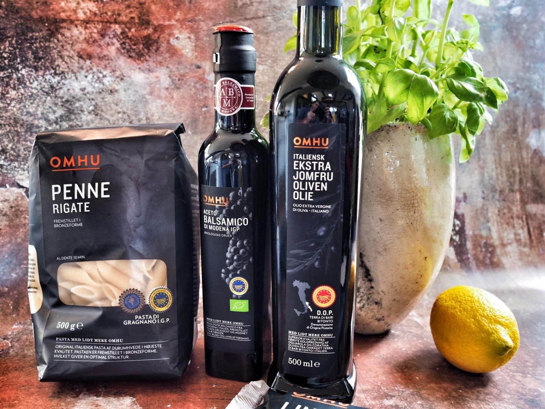 omhu olivenolie