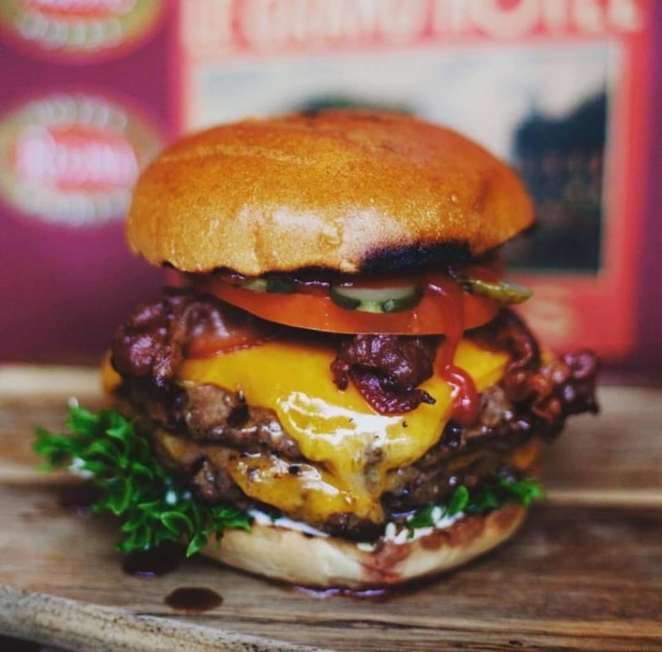 Burger fra Rumbles