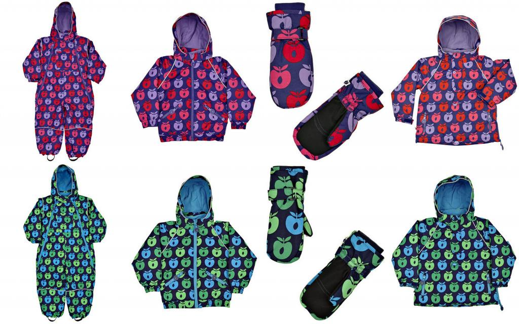 Småfolk vinterovertøj