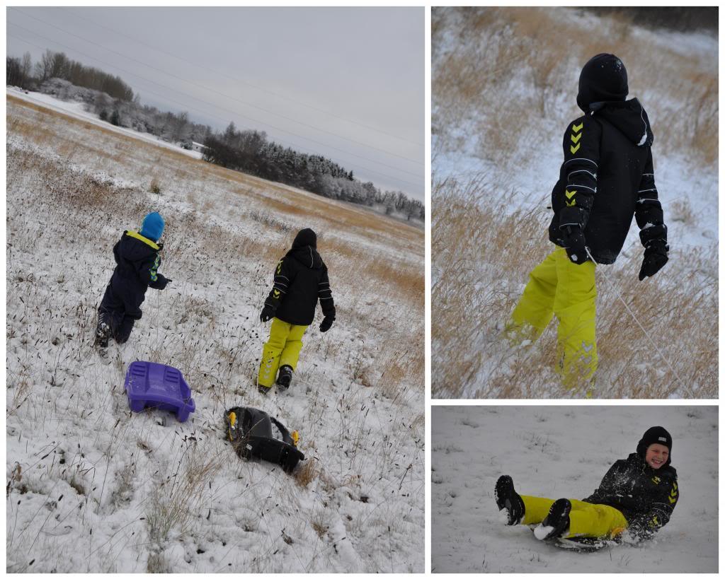 Test af Hummel vinterovertøj