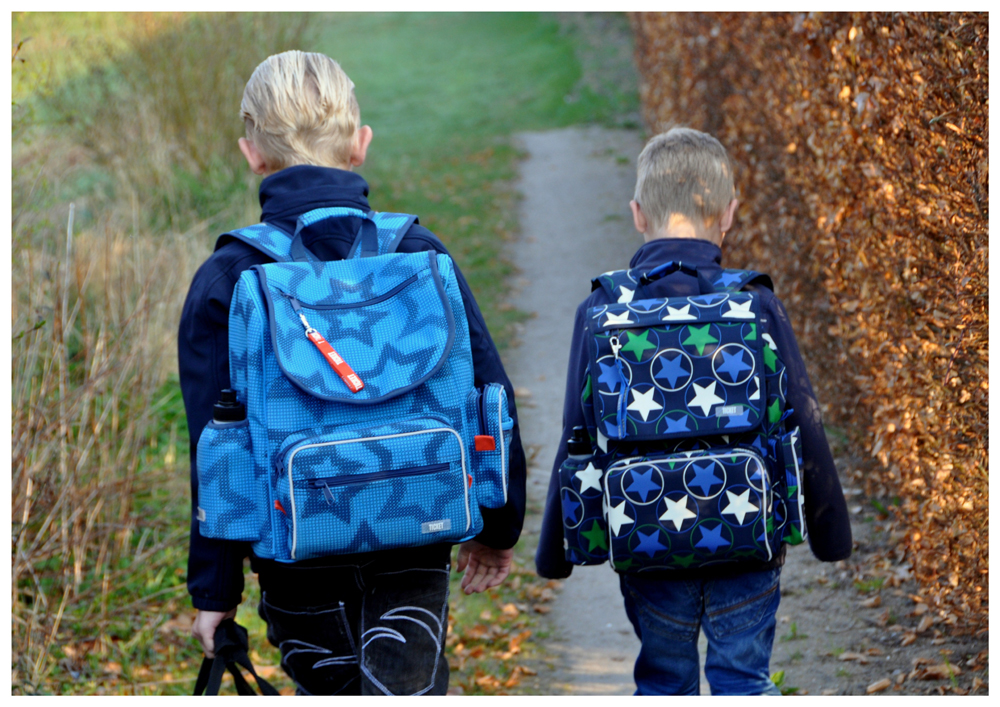 Ticket2Heaven skoletasker