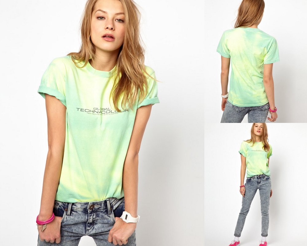 Hypercolour t-shirt