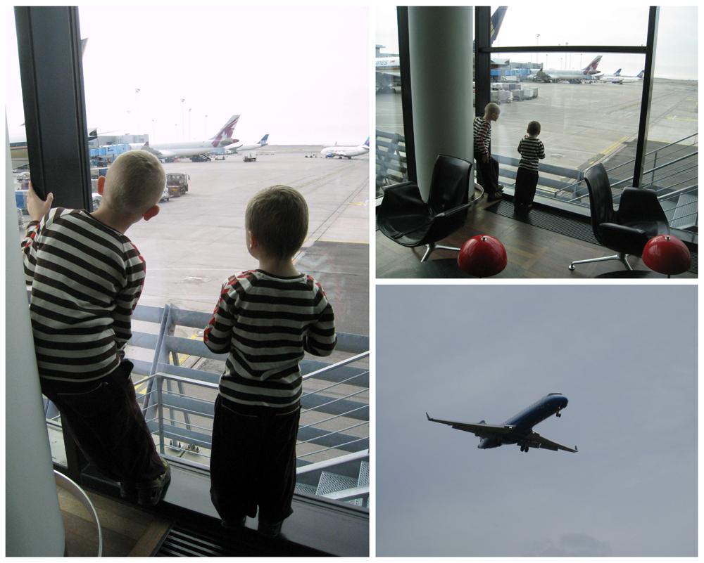 At rejse uden børn