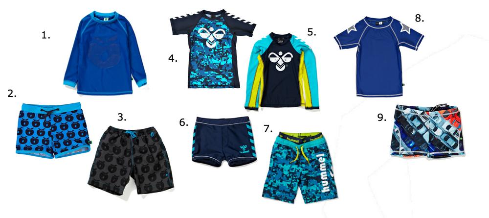 UV badetøj