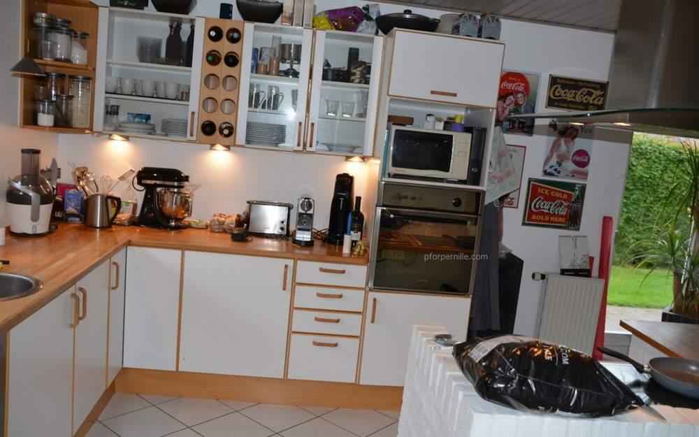 Nyt køkken