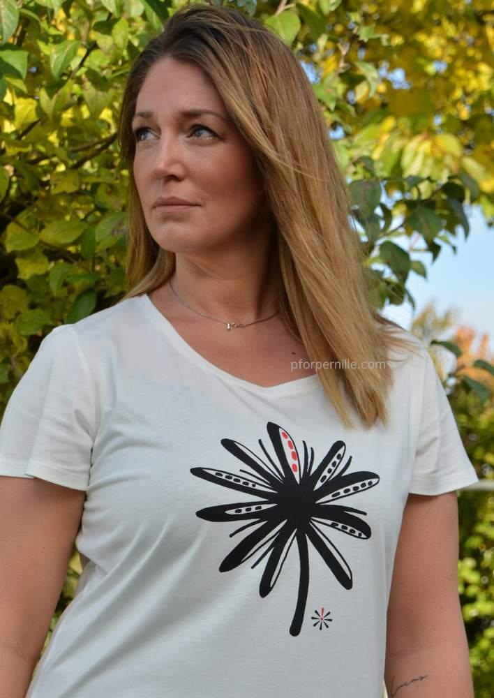 Knæk cancer t-shirt