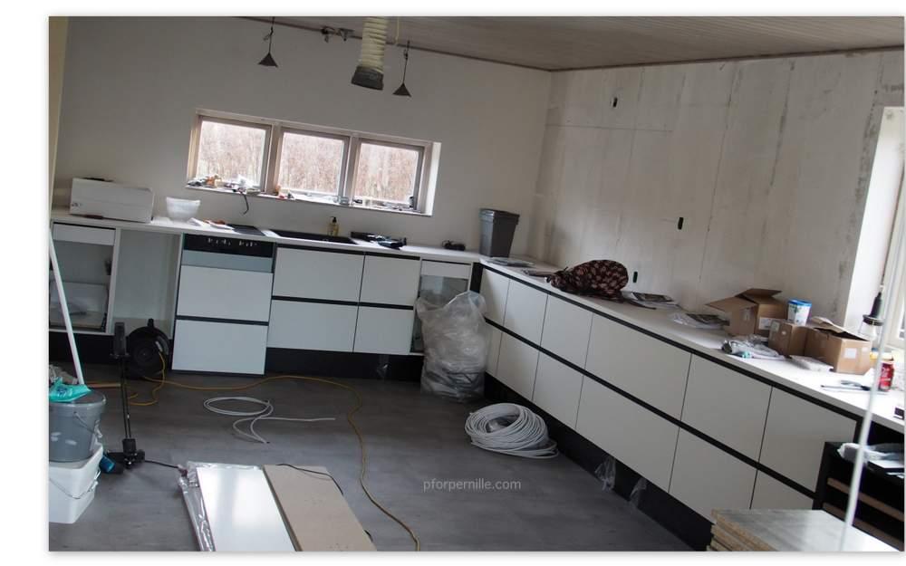 Nyt køkken #3