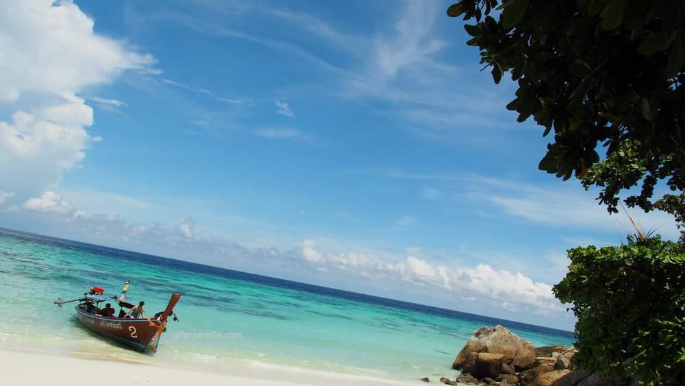 Thailand - vores rejserute