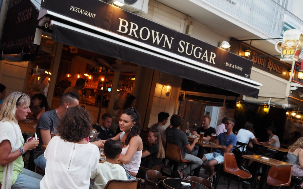 Brown sugar - Tapas Cannes