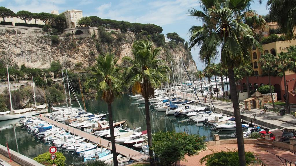 Sommerferie i Monaco