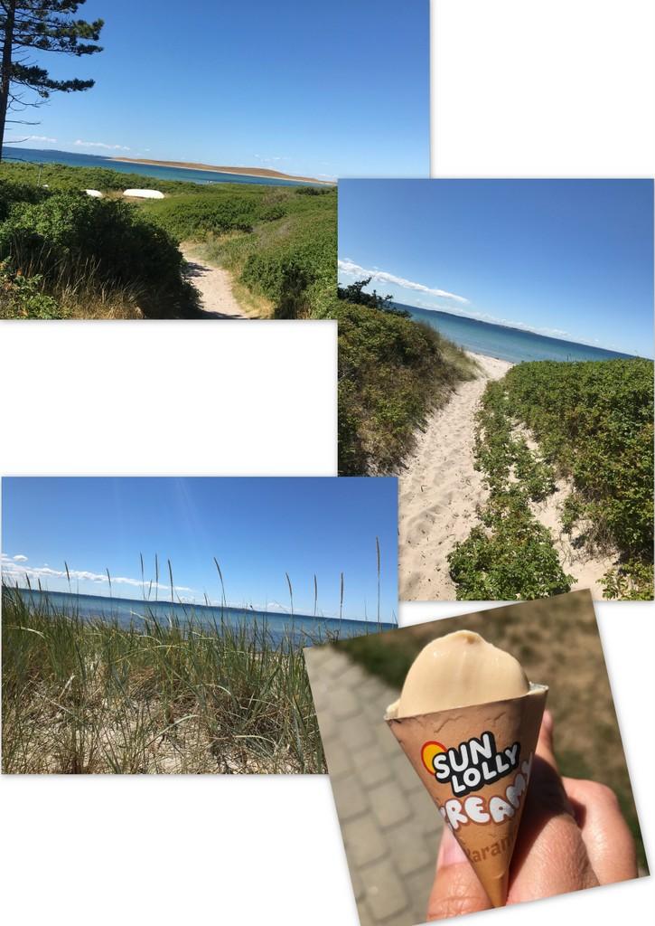Sun Lolly og strand - Ugen der gik #10