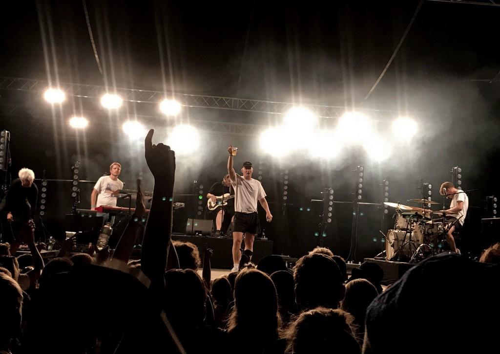 Sommerferie 2018 - Phlake på Vig festival