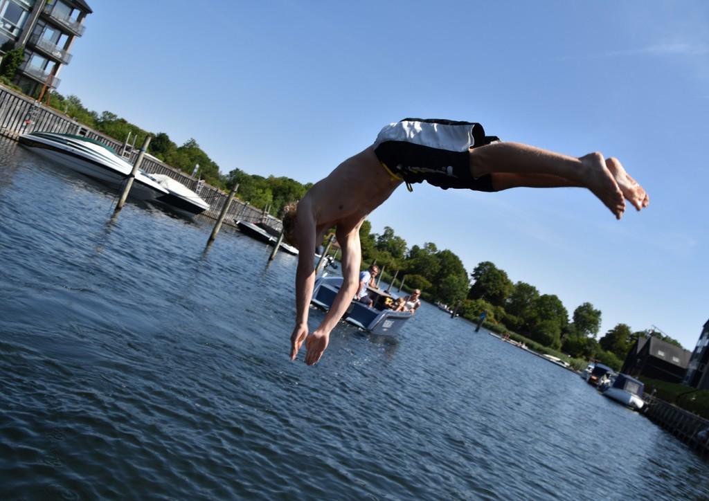 Sommerferie 2018 - GoBoat i Københavns kanaler