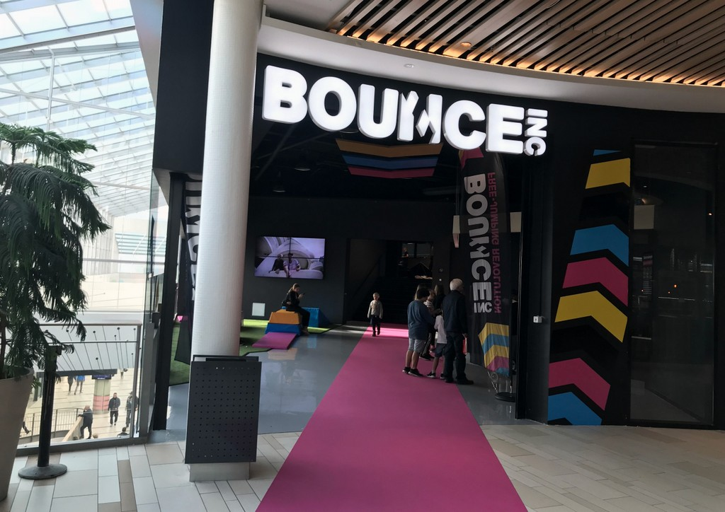 Bounce trampolinpark - Fields