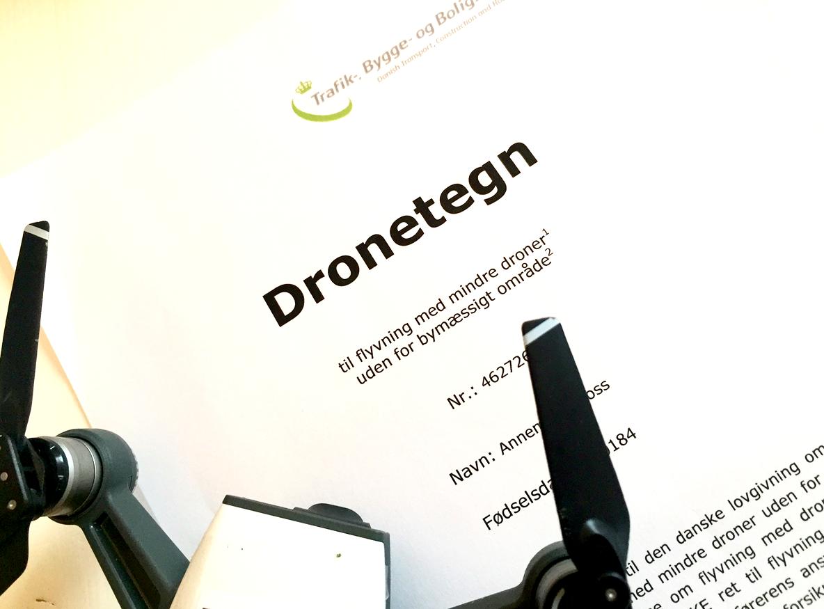 Dronetegn