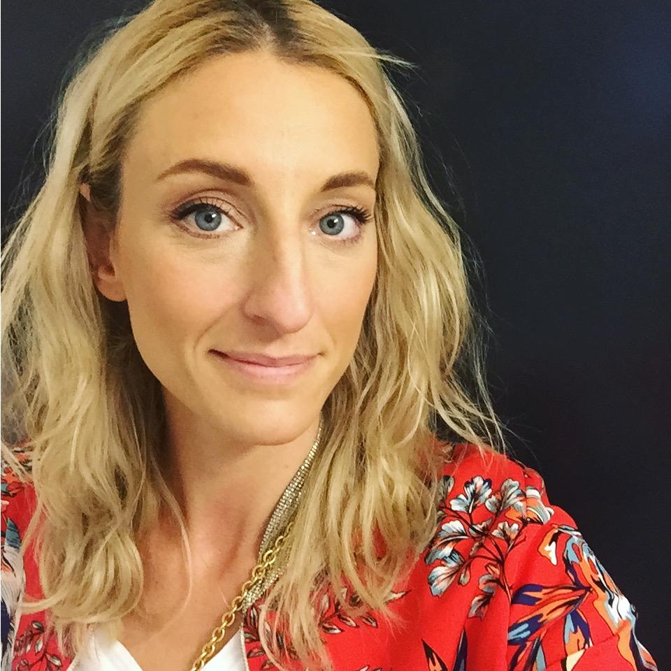 Annemette Voss tv-vært