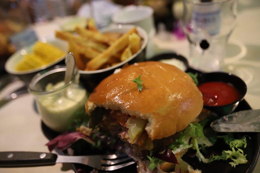 Lalandia burger