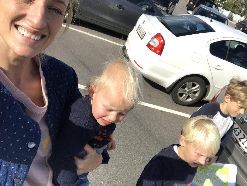 Lalandia overskudsmor børn