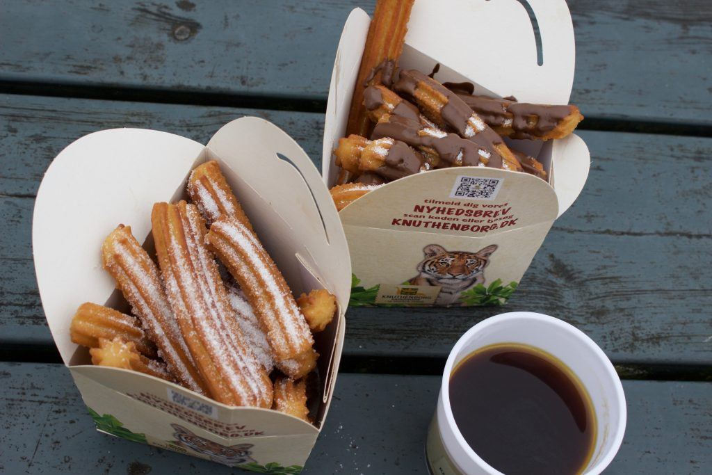 Knuthenborg churros
