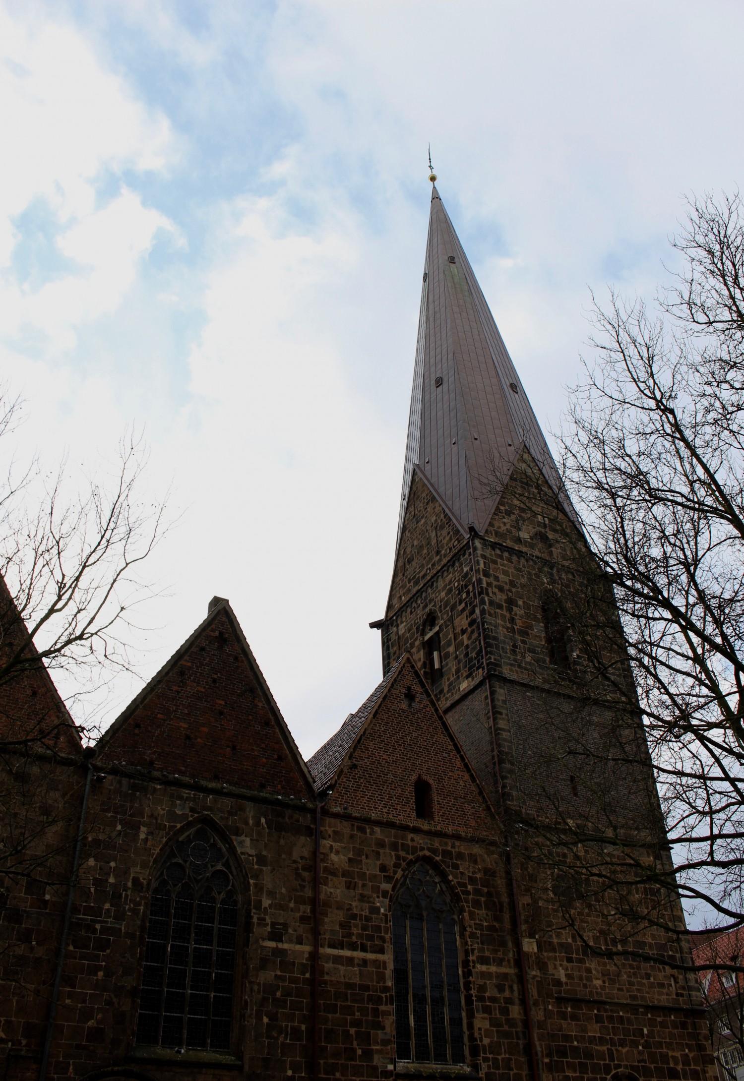 einsmuttur-bremen-kirke
