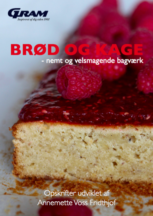 Brød og kage GRAM annemette Voss
