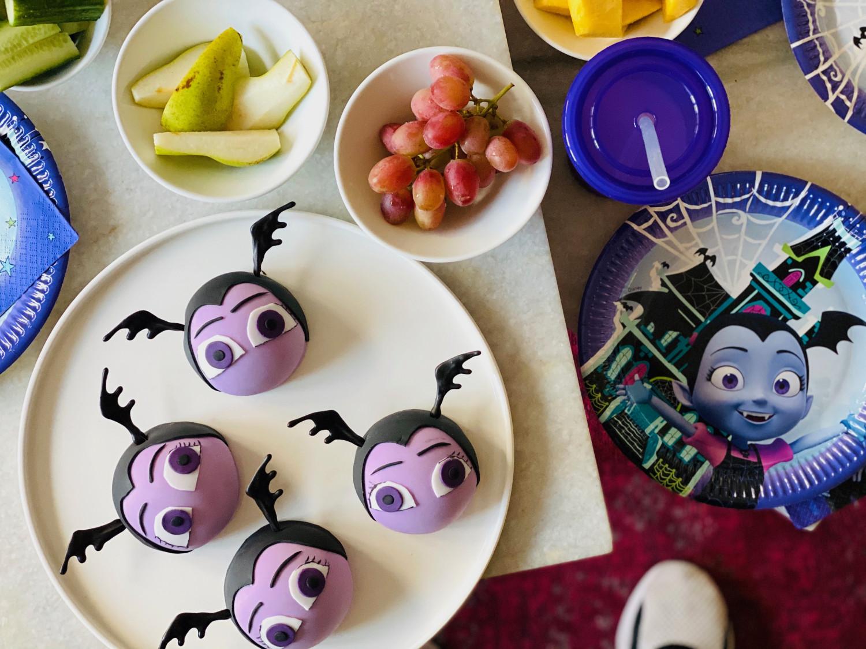 Halloween kager Annemette Voss