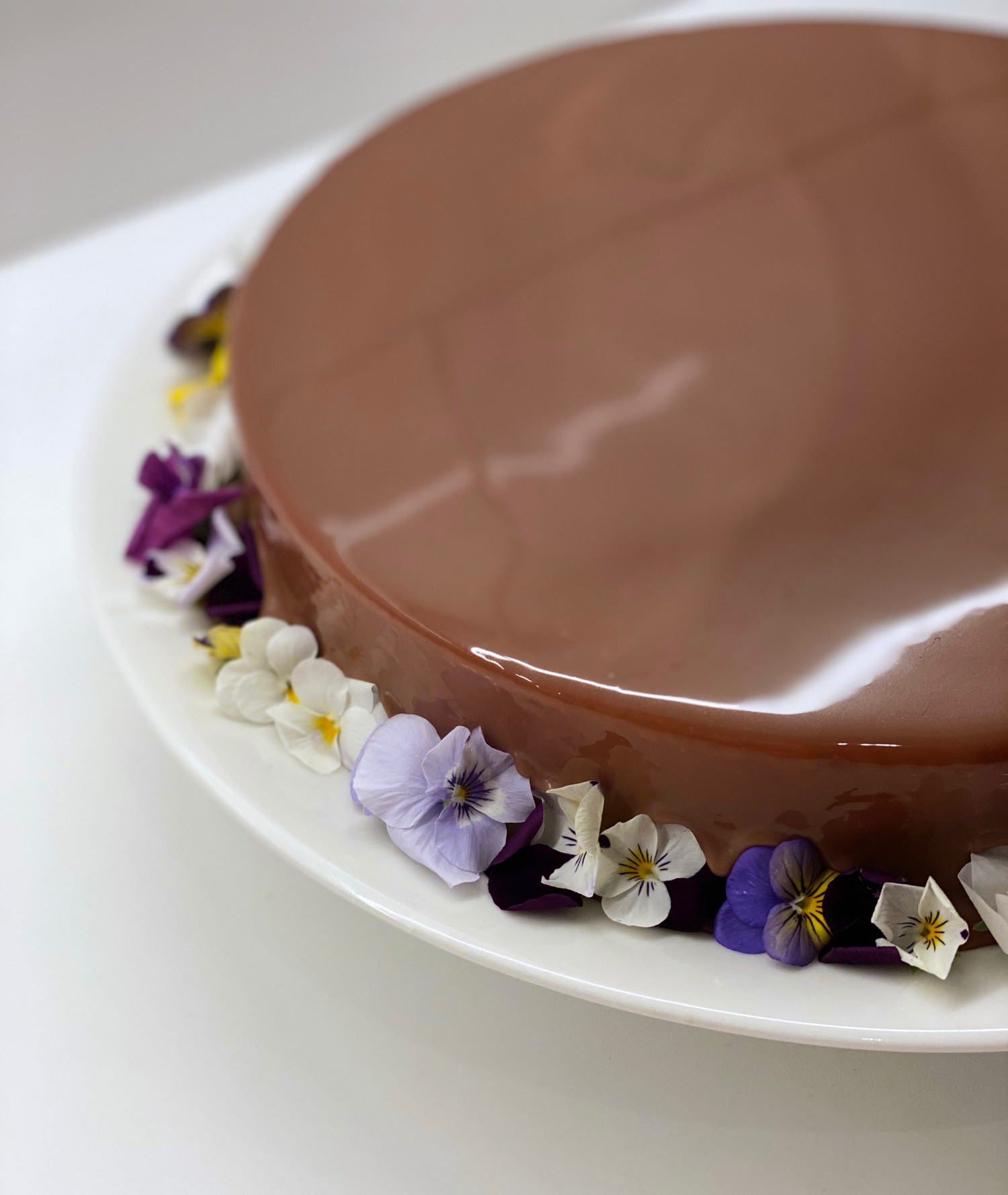 moussekage med passionfrugt Annemette Voss Callebaut2