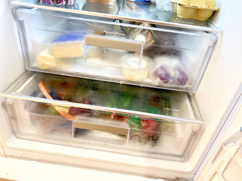 Gram køleskab fresh zone