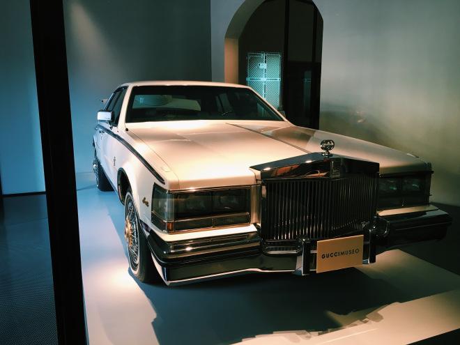 Gucci Car