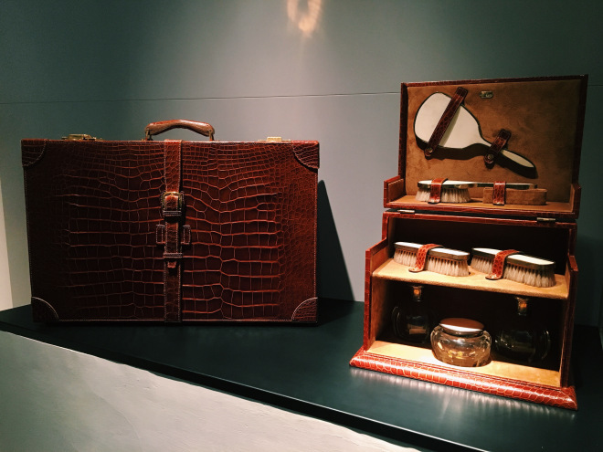 Gucci Museo, more suitcases