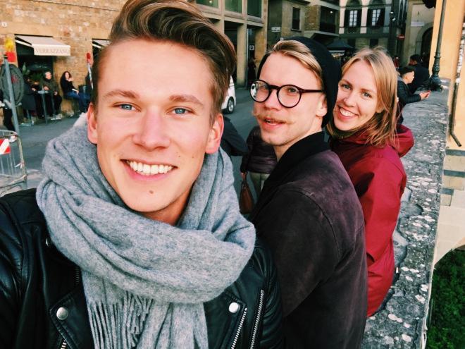 Travel companions, @ingmarbtker & @ulrikaluks