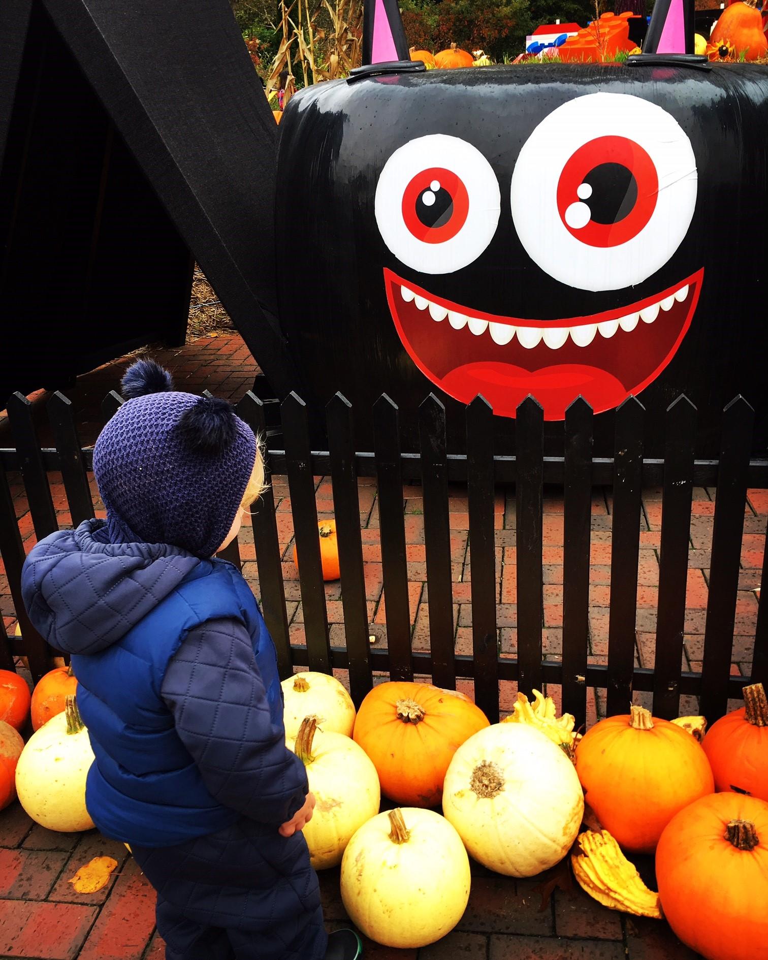 Halloween i Legoland