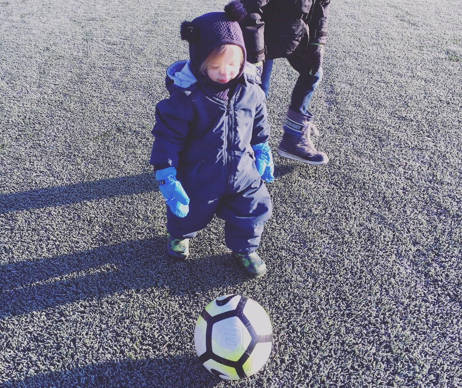 fodbolddreng