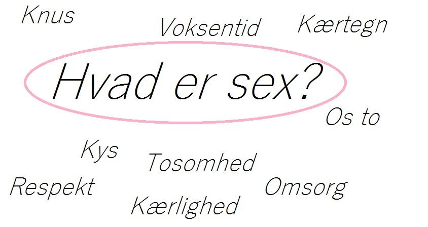 hvad er sex